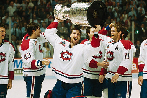 1993 Montreal Canadiens NHL Playoff Run & Stanley Cup Finals on DVD
