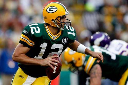 2008 Green Bay Packers Season on DVD Aaron Rodgers 1st Full Season as Starter