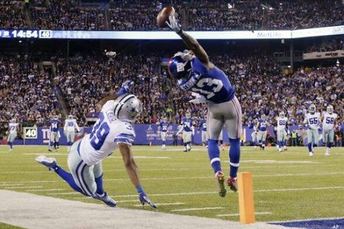 2014 New York Giants Season on DVD - Odell Beckham, Jr.