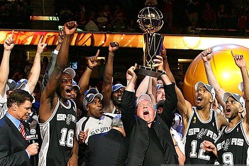 2007 NBA Finals on DVD - San Antonio Spurs vs Cleveland Cavaliers - Tony Parker