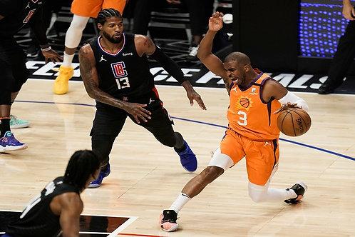 2021 NBA WC Finals - L.A. Clippers Vs. Phoenix - All 6 Games