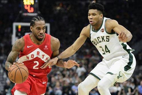 2019 NBA Eastern Conference Finals - Toronto Raptors vs Milwaukee Bucks - Kawhi