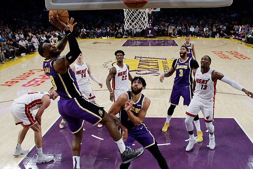 2020 Los Angeles Lakers NBA Playoff Run on DVD - LeBron James MVP