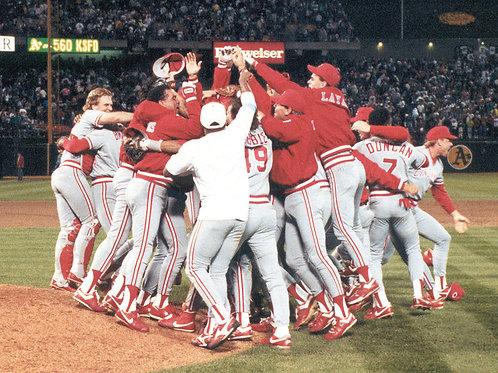 1990 World Series on DVD Cincinnati Reds Vs. Oakland Athletics