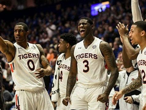 2019 Auburn Tigers NCAA Men's Basketball Final Four Run on DVD - All 5 Games