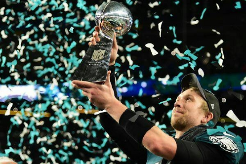 2017 Philadelphia Eagles Super Bowl LII 52 Season on DVD - Nick Foles