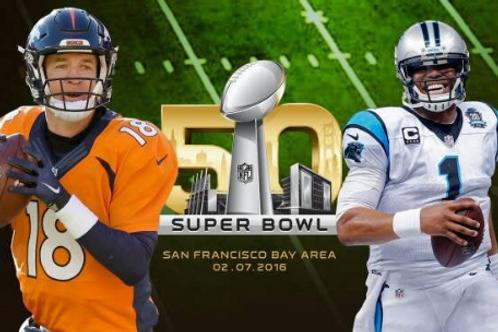 Super Bowl 50 Deluxe 6 DVD Edition Denver Broncos vs Carolina Panthers