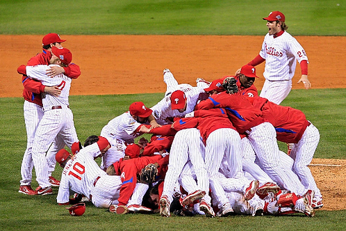 2008 World Series on DVD Philadelphia Phillies Vs. Tampa Bay Rays