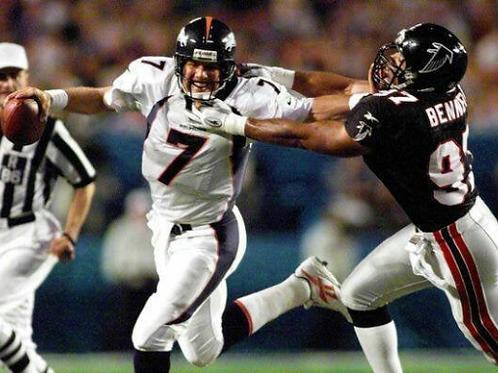 1998 Denver Broncos Super Bowl XXXIII 33 Season on DVD - John Elway