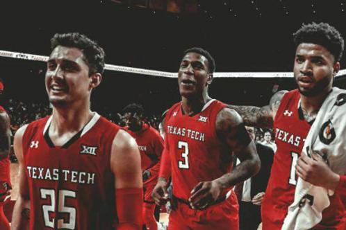 2019 Texas Tech Red Raiders Runners-Up Men's Basketball Championship Run on DVD