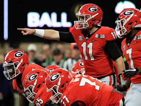 2018 Georgia Bulldogs NCAA Sugar Bowl Season on DVD