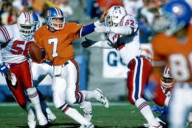 1987 Denver Broncos Super Bowl XXII 22 Season on DVD - John Elway