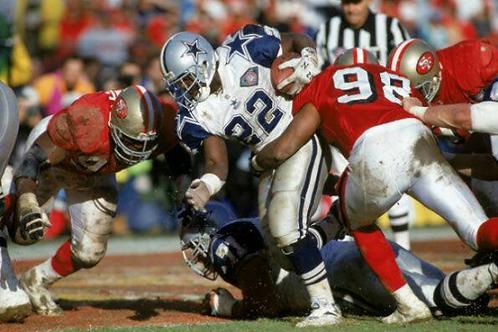 1994 Dallas Cowboys NFC Championship Season on DVD - Emmitt Smith