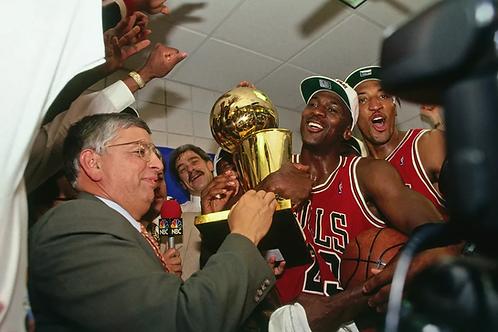 1993 NBA Finals on DVD - Chicago Bulls vs Phoenix Suns - Michael Jordan