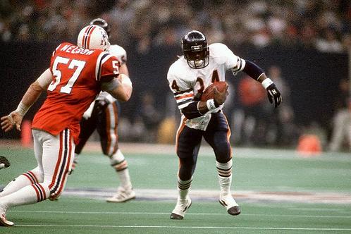 1985 Chicago Bears Super Bowl XX 20 Season on DVD - Walter Payton, Jim McMahon