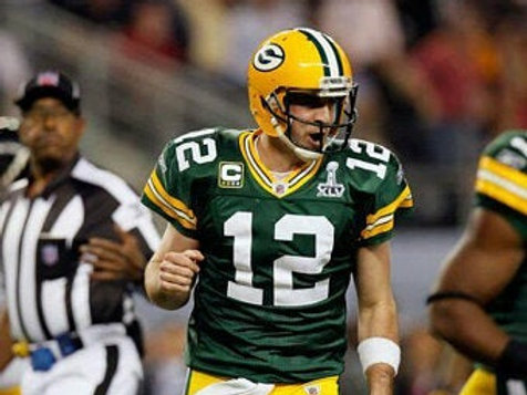 2010 Green Bay Packers Super Bowl XLV 45 Season On DVD - Aaron Rodgers
