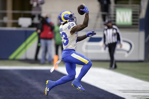 2020 NFC Wild Card on DVD - Los Angeles Rams vs Seattle Seahawks