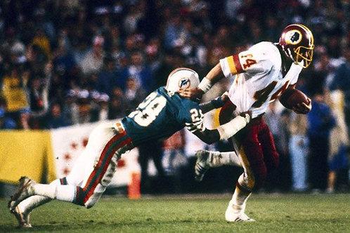 1982 Washington Redskins Super Bowl XVII 17 Season on DVD - John Riggins