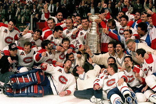 1993 NHL Stanley Cup Finals on DVD - Canadiens vs Kings - All 5 Games