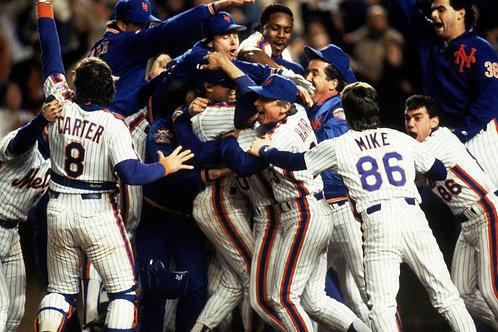 1986 World Series on DVD New York Mets Vs Boston Red Sox