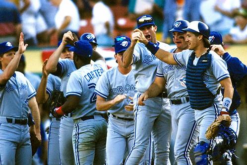 1992 World Series on DVD Toronto Blue Jays Vs. Atlanta Braves