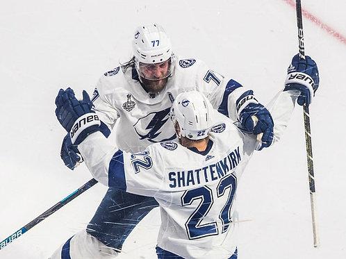 2020 Tampa Bay Lightning NHL Playoff Run on DVD - Victor Hedman MVP