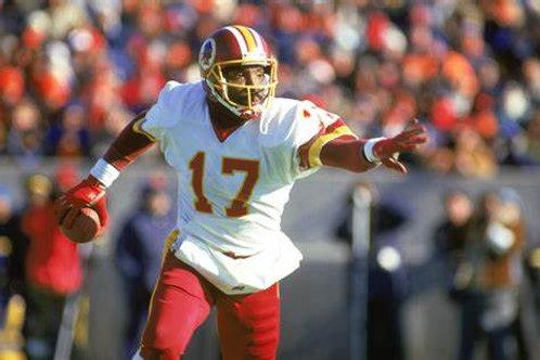 1988 Washington Redskins Season on DVD -  Doug Williams