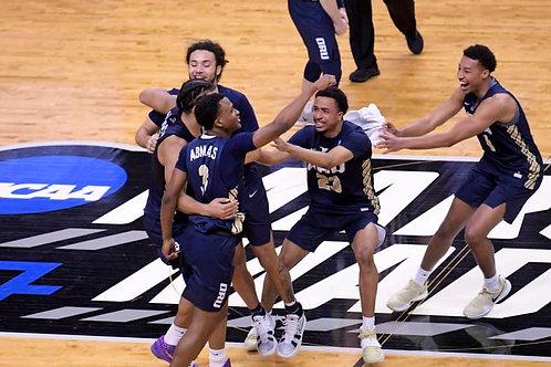 2021 NCAA Basketball Round of 32 on DVD - Oral Roberts Upsets Florida