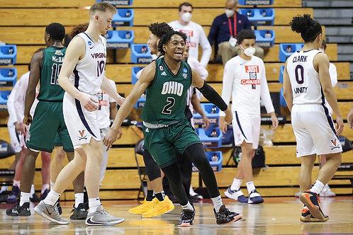 2021 NCAA Basketball Round of 64 on DVD - Ohio Upsets Virginia