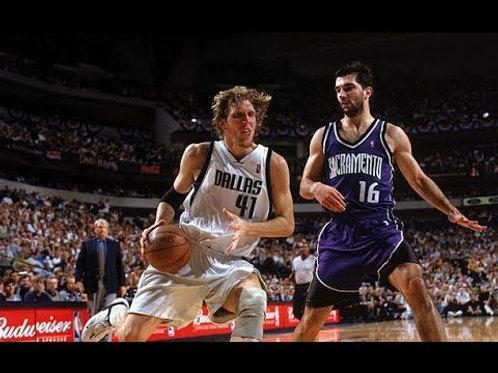 2003 NBA WC Semifinals on DVD - Dallas vs Sacramento - All 7 Games