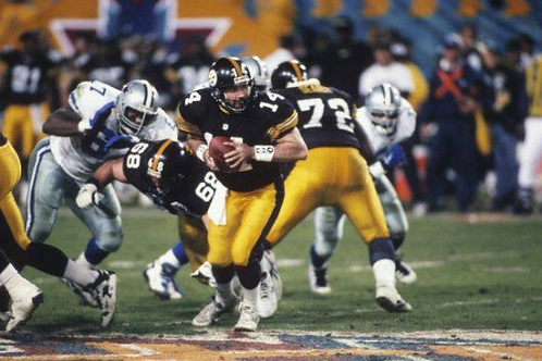 1995 Pittsburgh Steelers Super Bowl XXX 30 Season on DVD - Neil O'Donnell