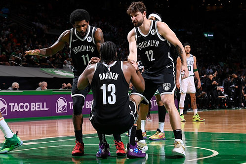 2021 NBA EC 1st Round Playoff on DVD - Brooklyn Vs. Boston - All 5 Games