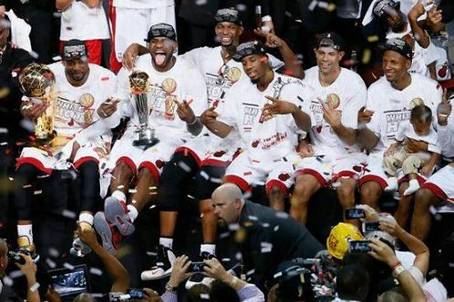 2013 NBA Finals on DVD Miami Heat vs San Antonio Spurs - LeBron James MVP