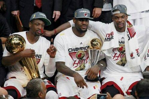 2012 NBA Finals on DVD - Miami Heat vs Oklahoma City Thunder - LeBron James MVP