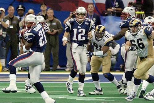 All 11 New England Patriots Super Bowls on DVD