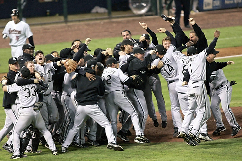 2005 World Series on DVD Chicago White Sox Vs. Houston Astros