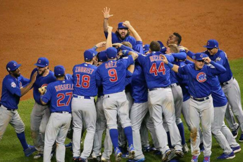 2016 World Series on DVD Chicago Cubs vs Cleveland Indians
