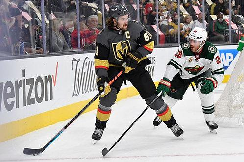 2021 NHL 1st Round Playoff - Vegas Vs. Minnesota - All 7 Games