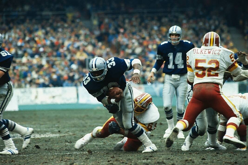 1982 Dallas Cowboys NFC Championship Season on DVD - Tony Dorsett