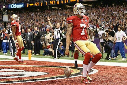 2012 San Francisco 49ers Super Bowl XLVII 47 Season on DVD - Colin Kaepernick