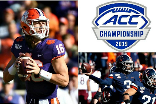 2019 ACC Championship on DVD - Virginia vs. Clemson - Complete Game