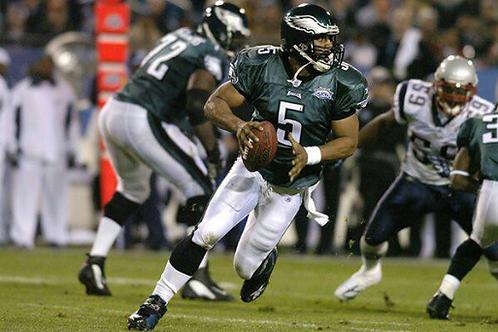 2004 Philadelphia Eagles Super Bowl XXXIX 39 Season on DVD - Donovan McNabb