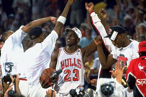 1992 NBA Finals on DVD - Chicago Bulls vs Portland Trail Blazers Michael Jordan