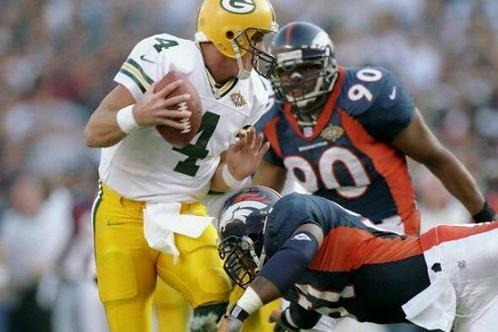 1997 Green Bay Packers Super Bowl XXXII 32 Season on DVD - Brett Favre 3rd MVP