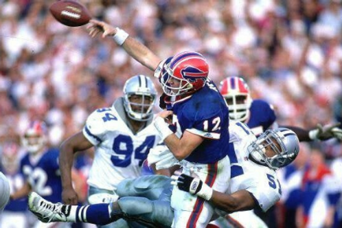 1992 Buffalo Bills Super Bowl XXVII 27 Season on DVD - Jim Kelly