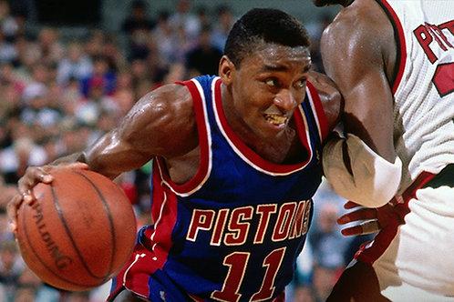 1990 NBA Finals on DVD - Detroit vs Portland - Isiah Thomas MVP