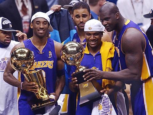 2002 NBA Finals on DVD - Los Angeles Lakers vs New Jersey Nets- Kobe