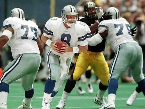 1997 Dallas Cowboys Complete Season on DVD - Troy Aikman
