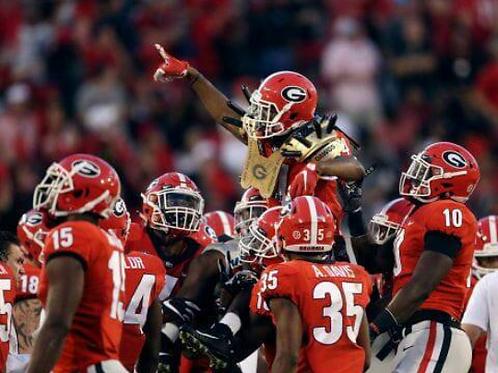 2017 Georgia Bulldogs CFP National Championship Runner-Up Football Season on DVD