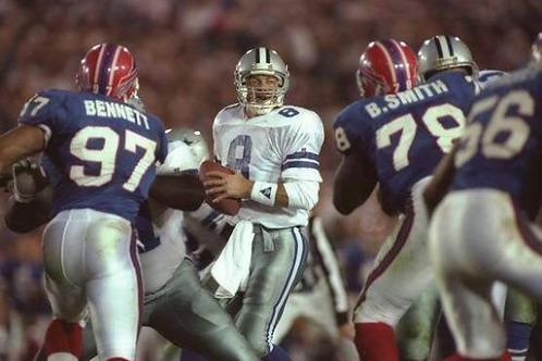 1992 Dallas Cowboys Super Bowl XXVII 27 Season on DVD - Troy Aikman